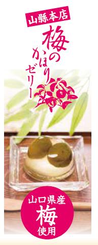 梅のかほりゼリー