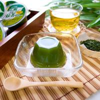 緑茶ゼリーの詳細へ